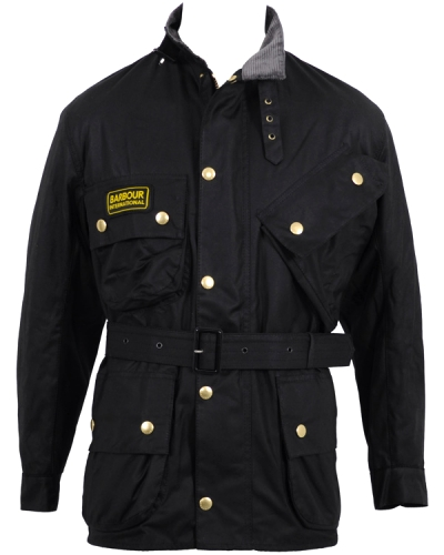 Barbour International Original Jacket Black