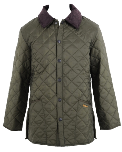 Barbour Liddesdale Jacket Olive