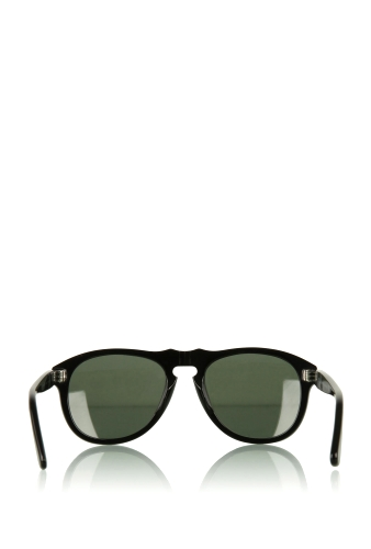 Black Steve McQueen Sunglasses by Persol