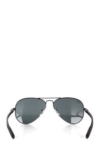 Black Tech Carbon Arm Aviators by Ray Ban