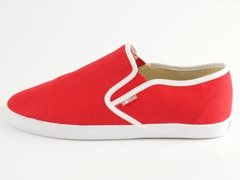 Bobbie Burns: Basic Slip On Canvas