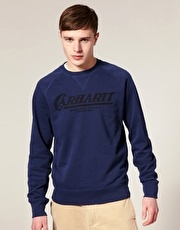 Carhartt Heritage Manufacturer Sweat Shirt