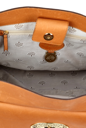 Chestnut Cory Tote by Mulberry