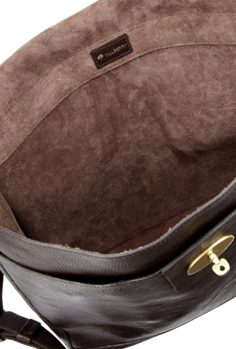 Chocolate Brynmore Messenger by Mulberry