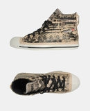 DIESEL - High-top sneakers