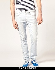 Dr Denim Exclusive Snap Super Light Jeans
