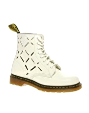 Dr Martens Applique Aston Cut Out Boot