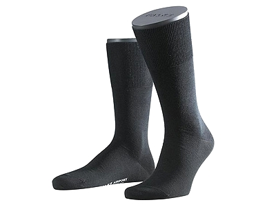 Falke - Airport Sock Black