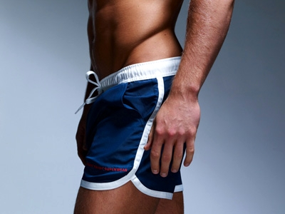 Frank Dandy Superwear - Saint Paul Swim Shorts Dark Navy