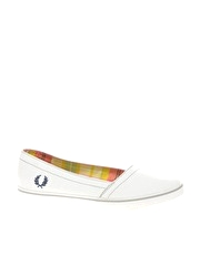 Fred Perry Booker Canvas Slip On