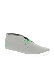 Fred Perry Byron Canvas Chukka Boots