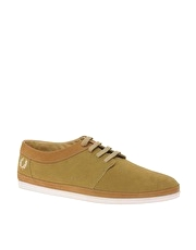 Fred Perry Croker Suede Shoes
