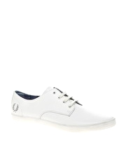 Fred Perry Foxx Leather Plimsolls