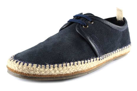 Grao Lace Up Navy