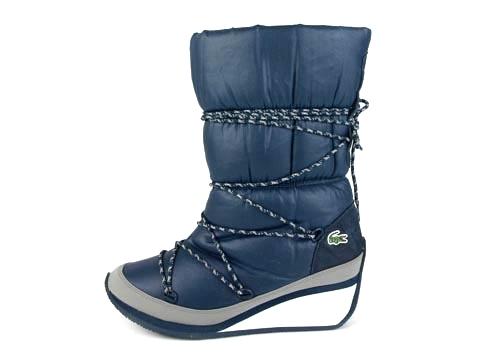 Продам сапоги lacoste women`s arbonne ski 5 р азмер 9,5 американский, 7,5uk,eur41, тк стелька не вытаскивается
