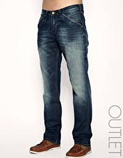 Lee Clark Flaps Regular Fit Jeans