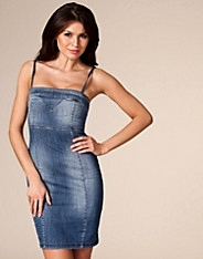 Limo Denim Dress