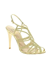 Miss KG Paparazzi Multi Strap Heeled Sandals