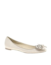 Miss Sixty Cathy Bow Front Ballerina Pump