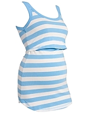 Nursing Singlet Stripe