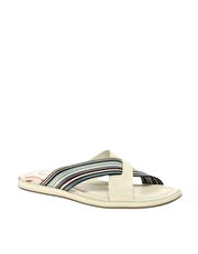 Paul Smith Jeans Swami Cross-Over Sandals