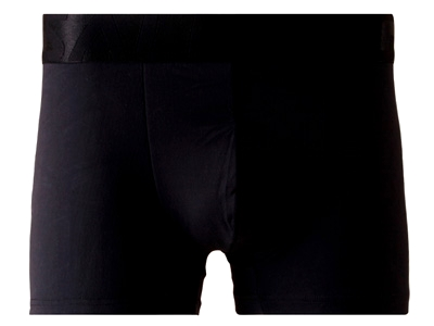 Salming - Exclusive Gold Microfiber Boxer Black