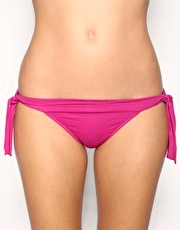 Seafolly Goddess Tie Side Bikini Briefs