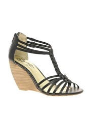 Seychelles Greatest Hits Strappy Thong Wedge Sandals