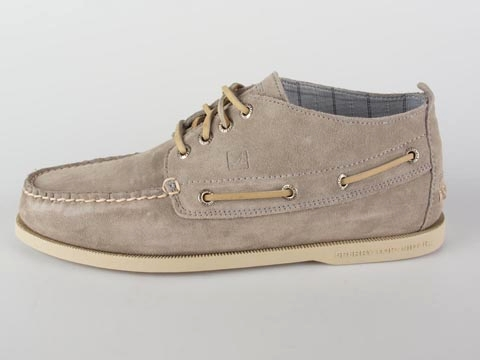 Sperry Topsiders: A/O 2 eye Work Boot