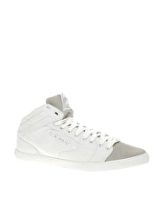 Supremebeing Pave Hi-Top Trainers
