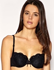 Triumph A-D Poetry Feelings Underwired Half Cup Bra