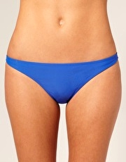 Warehouse Solid Hipster Bikini Brief