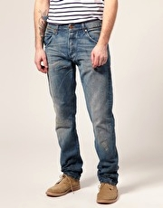 Wrangler Ben One Year Tapered Jeans